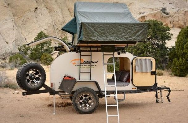 Off road double deck tent evolution1